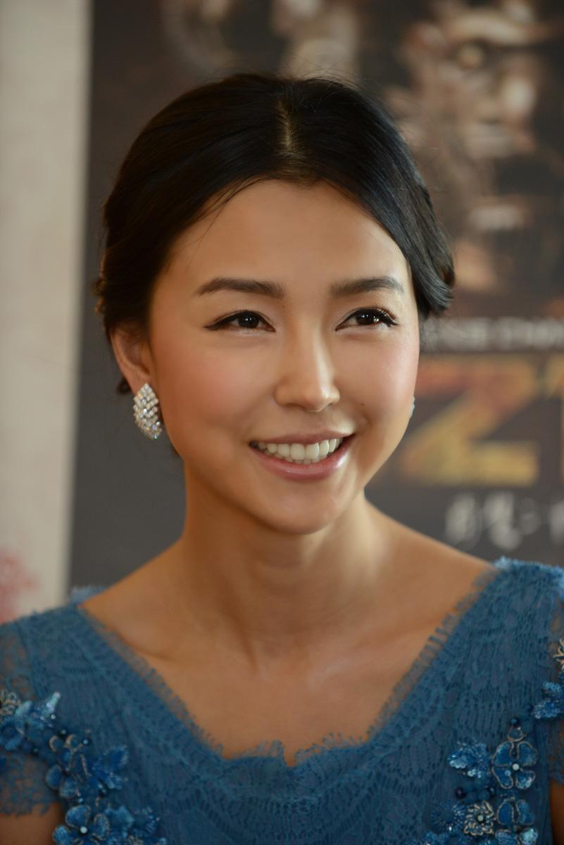 Xingtong Yao naked 815